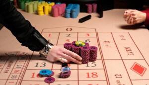 Roulette tafelspel